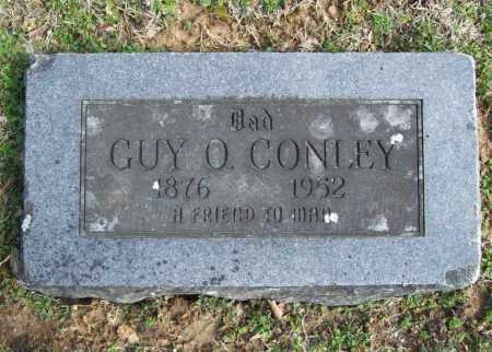 CONLEY, GUY O. - Benton County, Arkansas | GUY O. CONLEY - Arkansas Gravestone Photos