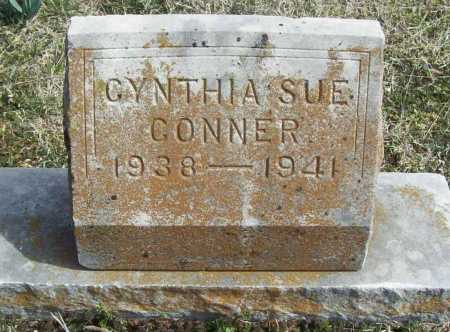 CONNER, CYNTHIA SUE - Benton County, Arkansas | CYNTHIA SUE CONNER - Arkansas Gravestone Photos