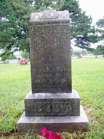 COOK, A. BAY - Benton County, Arkansas | A. BAY COOK - Arkansas Gravestone Photos