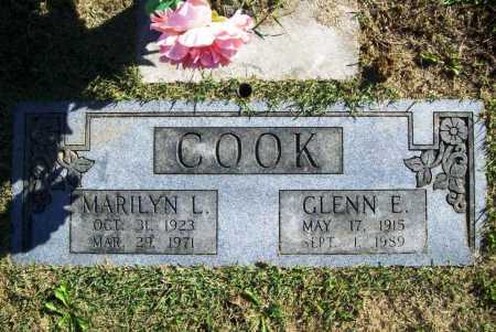 COOK, MARILYN L. - Benton County, Arkansas | MARILYN L. COOK - Arkansas Gravestone Photos