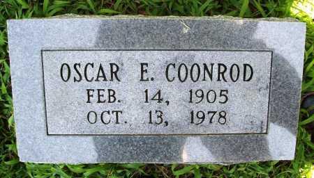 COONROD, OSCAR E. - Benton County, Arkansas | OSCAR E. COONROD - Arkansas Gravestone Photos
