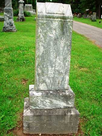 CORDELL, JACOB R. - Benton County, Arkansas | JACOB R. CORDELL - Arkansas Gravestone Photos