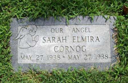 CORNOG (2), SARAH ELMIRA - Benton County, Arkansas | SARAH ELMIRA CORNOG (2) - Arkansas Gravestone Photos