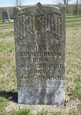 COUNTERMAN, ELIAS J. - Benton County, Arkansas | ELIAS J. COUNTERMAN - Arkansas Gravestone Photos