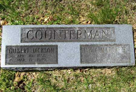 COUNTERMAN, GILBERT JACKSON - Benton County, Arkansas | GILBERT JACKSON COUNTERMAN - Arkansas Gravestone Photos