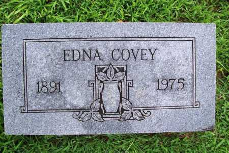 COVEY, EDNA PEARL - Benton County, Arkansas | EDNA PEARL COVEY - Arkansas Gravestone Photos