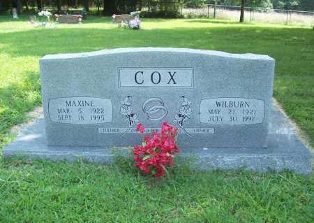 COPELIN COX, MAXINE - Benton County, Arkansas | MAXINE COPELIN COX - Arkansas Gravestone Photos