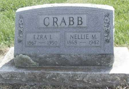 CRABB, NELLIE M. - Benton County, Arkansas | NELLIE M. CRABB - Arkansas Gravestone Photos