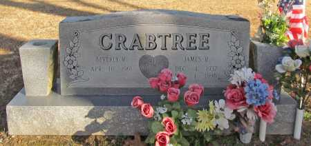 CRABTREE, JAMES REX - Benton County, Arkansas | JAMES REX CRABTREE - Arkansas Gravestone Photos