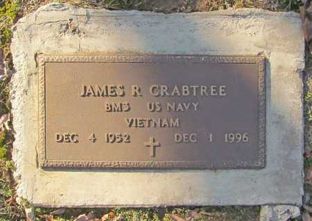 CRABTREE (VETERAN VIET), JAMES R - Benton County, Arkansas | JAMES R CRABTREE (VETERAN VIET) - Arkansas Gravestone Photos