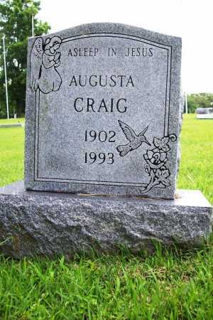 CRAIG, AUGUSTA - Benton County, Arkansas | AUGUSTA CRAIG - Arkansas Gravestone Photos