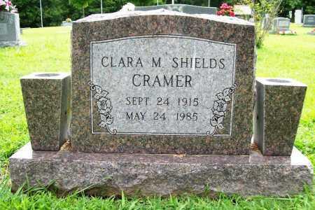 SHIELDS CRAMER, CLARA M. - Benton County, Arkansas | CLARA M. SHIELDS CRAMER - Arkansas Gravestone Photos