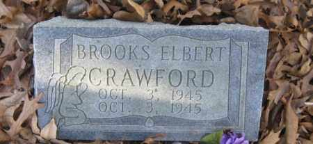 CRAWFORD, BROOKS ELBERT - Benton County, Arkansas | BROOKS ELBERT CRAWFORD - Arkansas Gravestone Photos
