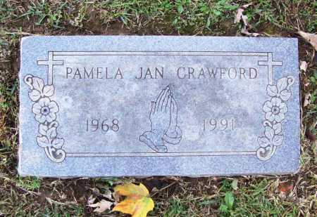 CRAWFORD, PAMELA JAN - Benton County, Arkansas | PAMELA JAN CRAWFORD - Arkansas Gravestone Photos