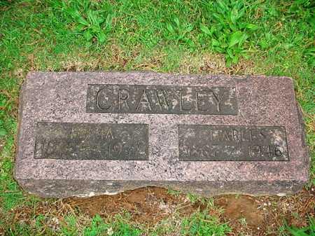 CRAWLEY, CHARLES - Benton County, Arkansas | CHARLES CRAWLEY - Arkansas Gravestone Photos