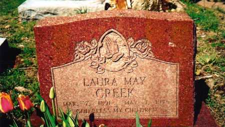 TOWNSEND CREEK, LAURA MAY - Benton County, Arkansas | LAURA MAY TOWNSEND CREEK - Arkansas Gravestone Photos