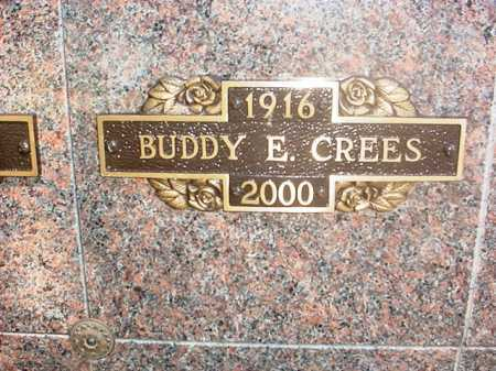 CREES, BUDDY E. - Benton County, Arkansas | BUDDY E. CREES - Arkansas Gravestone Photos