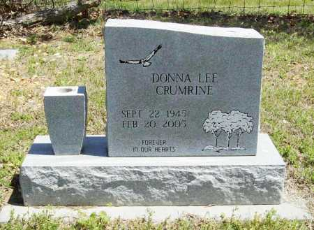 CRUMRINE, DONNA LEE - Benton County, Arkansas | DONNA LEE CRUMRINE - Arkansas Gravestone Photos
