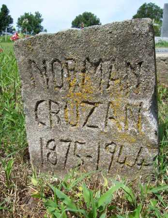 CRUZAN, NORMAN - Benton County, Arkansas | NORMAN CRUZAN - Arkansas Gravestone Photos
