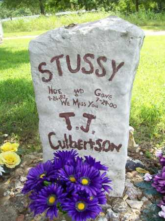 "CULBERTSON, TERRY JOE JR. ""T. J."" - Benton County, Arkansas 