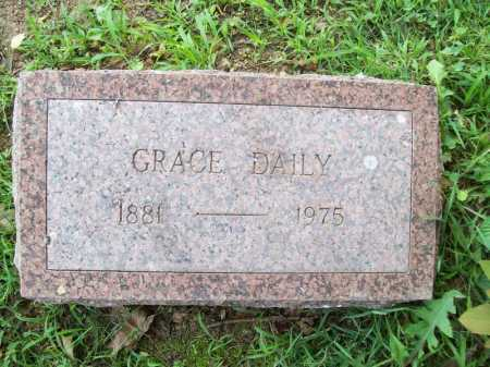 GILMORE DAILY, GRACE - Benton County, Arkansas | GRACE GILMORE DAILY - Arkansas Gravestone Photos