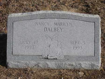 DALBEY, NANCY MARILYN - Benton County, Arkansas | NANCY MARILYN DALBEY - Arkansas Gravestone Photos