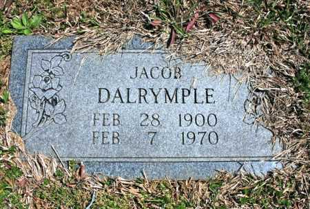 DALRYMPLE, JACOB - Benton County, Arkansas | JACOB DALRYMPLE - Arkansas Gravestone Photos