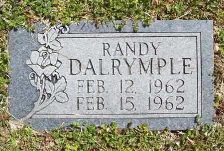 DALRYMPLE, RANDY - Benton County, Arkansas | RANDY DALRYMPLE - Arkansas Gravestone Photos