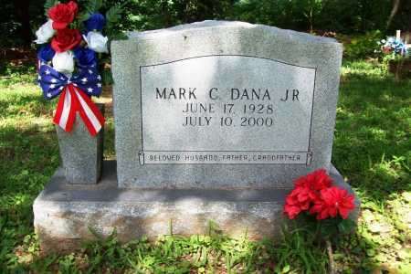 DANA, MARK CHURCHILL JR. - Benton County, Arkansas | MARK CHURCHILL JR. DANA - Arkansas Gravestone Photos