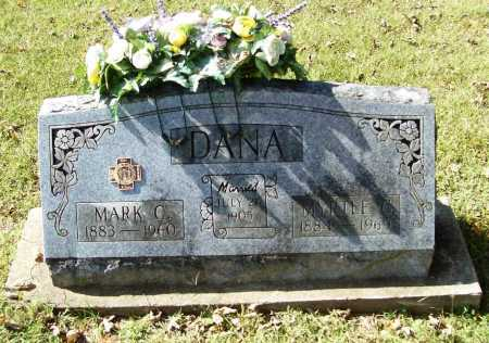 DANA, MYRTLE G. - Benton County, Arkansas | MYRTLE G. DANA - Arkansas Gravestone Photos