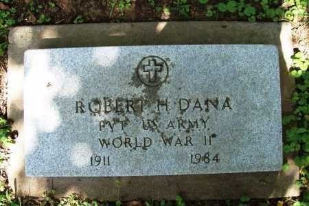 DANA (VETERAN WWII), ROBERT H. - Benton County, Arkansas | ROBERT H. DANA (VETERAN WWII) - Arkansas Gravestone Photos