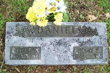 DANIEL, CORA A. - Benton County, Arkansas | CORA A. DANIEL - Arkansas Gravestone Photos