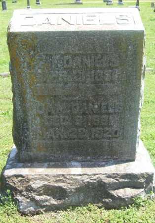 DANIELS, IDA M. - Benton County, Arkansas | IDA M. DANIELS - Arkansas Gravestone Photos
