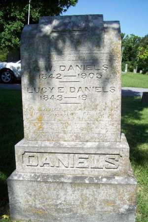 DANIELS, G. W. - Benton County, Arkansas | G. W. DANIELS - Arkansas Gravestone Photos