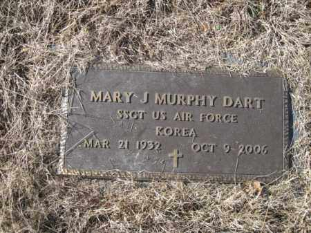 MURPHY DART (VETERAN KOR), MARY J - Benton County, Arkansas | MARY J MURPHY DART (VETERAN KOR) - Arkansas Gravestone Photos