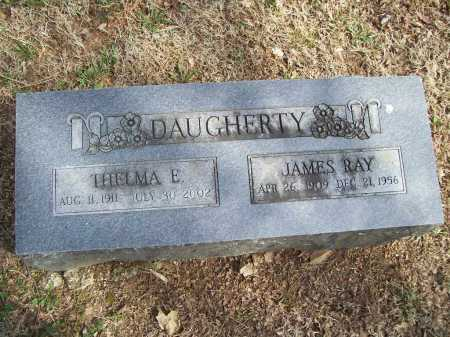 MILLER DAUGHERTY, THELMA E. - Benton County, Arkansas | THELMA E. MILLER DAUGHERTY - Arkansas Gravestone Photos