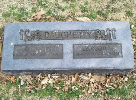 DAUGHERTY, EDNA LEE - Benton County, Arkansas | EDNA LEE DAUGHERTY - Arkansas Gravestone Photos