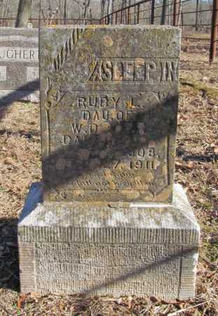 DAUGHERTY, RUBY L. - Benton County, Arkansas | RUBY L. DAUGHERTY - Arkansas Gravestone Photos