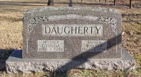 DAUGHERTY, WALTER - Benton County, Arkansas | WALTER DAUGHERTY - Arkansas Gravestone Photos