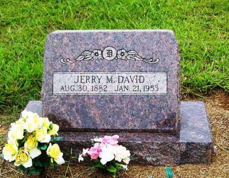 DAVID, JERRY M. (JEREMIAH) - Benton County, Arkansas | JERRY M. (JEREMIAH) DAVID - Arkansas Gravestone Photos