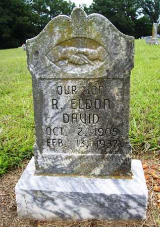 DAVID, R. ELDON - Benton County, Arkansas | R. ELDON DAVID - Arkansas Gravestone Photos