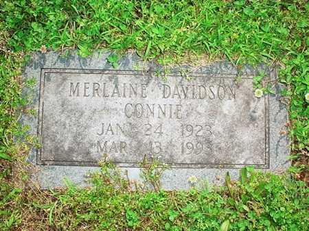 DAVIDSON, MERLAINE W. - Benton County, Arkansas | MERLAINE W. DAVIDSON - Arkansas Gravestone Photos