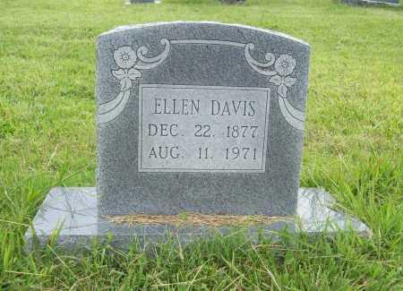 DAVIS, ELLEN - Benton County, Arkansas | ELLEN DAVIS - Arkansas Gravestone Photos