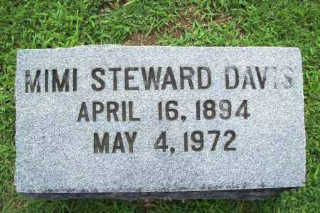 DAVIS, MIMI - Benton County, Arkansas | MIMI DAVIS - Arkansas Gravestone Photos