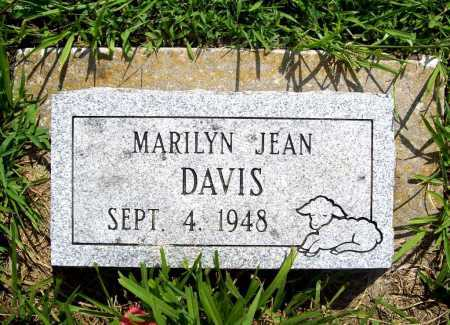 DAVIS, MARILYN JEAN - Benton County, Arkansas | MARILYN JEAN DAVIS - Arkansas Gravestone Photos