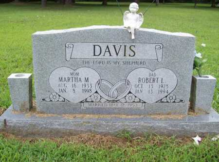 DAVIS, ROBERT L. - Benton County, Arkansas | ROBERT L. DAVIS - Arkansas Gravestone Photos