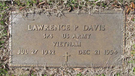 DAVIS (VETERAN VIET), LAWRENCE P - Benton County, Arkansas | LAWRENCE P DAVIS (VETERAN VIET) - Arkansas Gravestone Photos