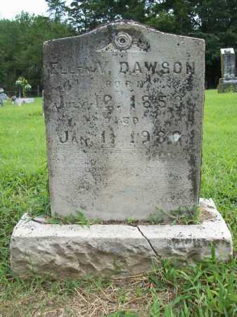 DAWSON, ELLEN V. - Benton County, Arkansas | ELLEN V. DAWSON - Arkansas Gravestone Photos