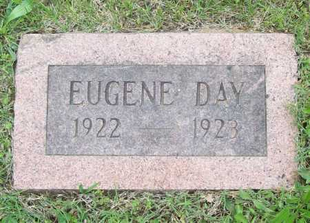 DAY, EUGENE - Benton County, Arkansas | EUGENE DAY - Arkansas Gravestone Photos