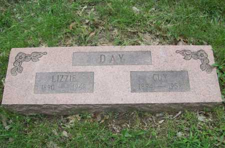 DAY, LIZZIE - Benton County, Arkansas | LIZZIE DAY - Arkansas Gravestone Photos